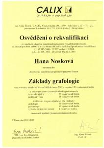 Rekvalifikace_grafologie
